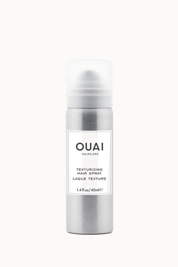 I drank the Kardashian kool-aid circa.... the very beginning, and that goes for any KarJenner adjacent friends or brands too. Jen Atkin's    Ouai    is arguably the very first social only brand to launch using only stratospheric social media reach, and a very famous family. The staying power came in the form of great products that spoke to a new generation or savvy beauty buffs. The mini size    texturing spray    was a love at first Insta- sight thing, followed by an affair with her whole line. Plus it is paraben and cruelty free.