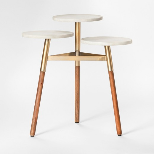 Target Accent Table