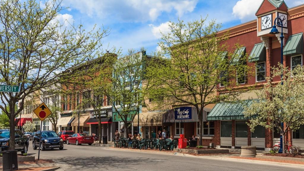 Downtown Mt. Pleasant