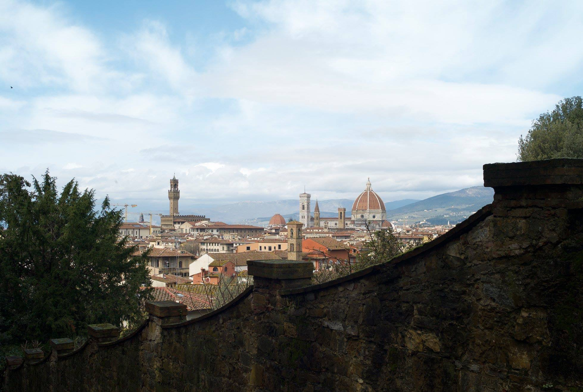 View of Florence. Photo Credit: Chris Hopcraft