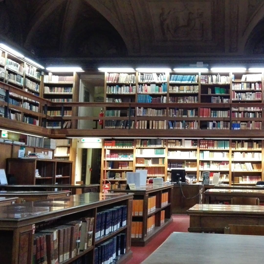 Milan State Library (Italy)