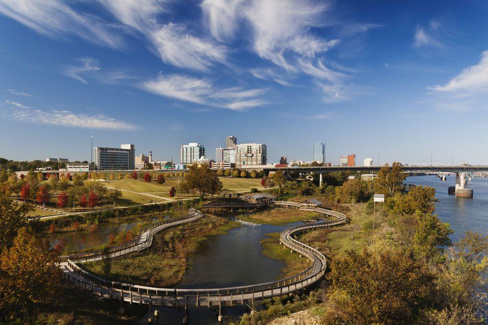 Little Rock, Arkansas (credit: gettyimages)