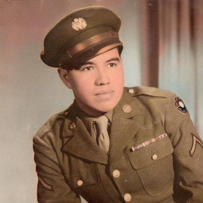 Private First Class Epifanio V. Barajas