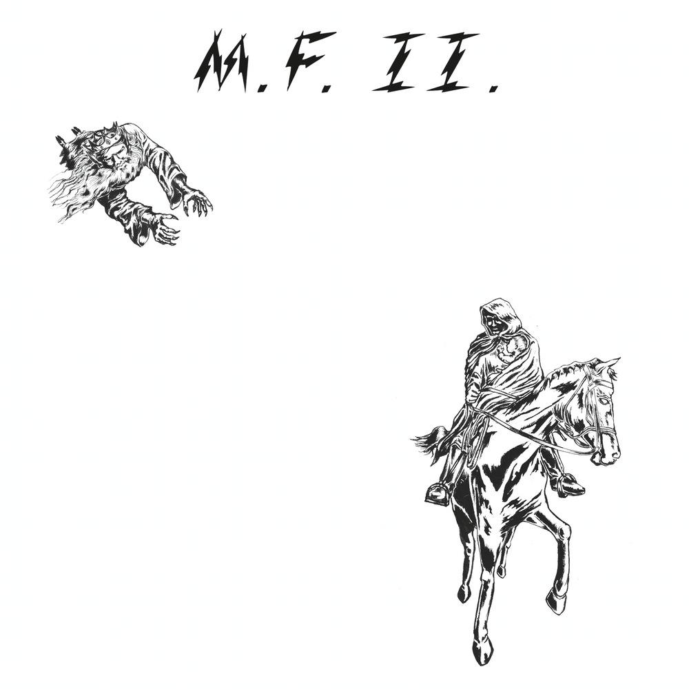 MARK FEEHAN -- MF II (RR//TT#50)