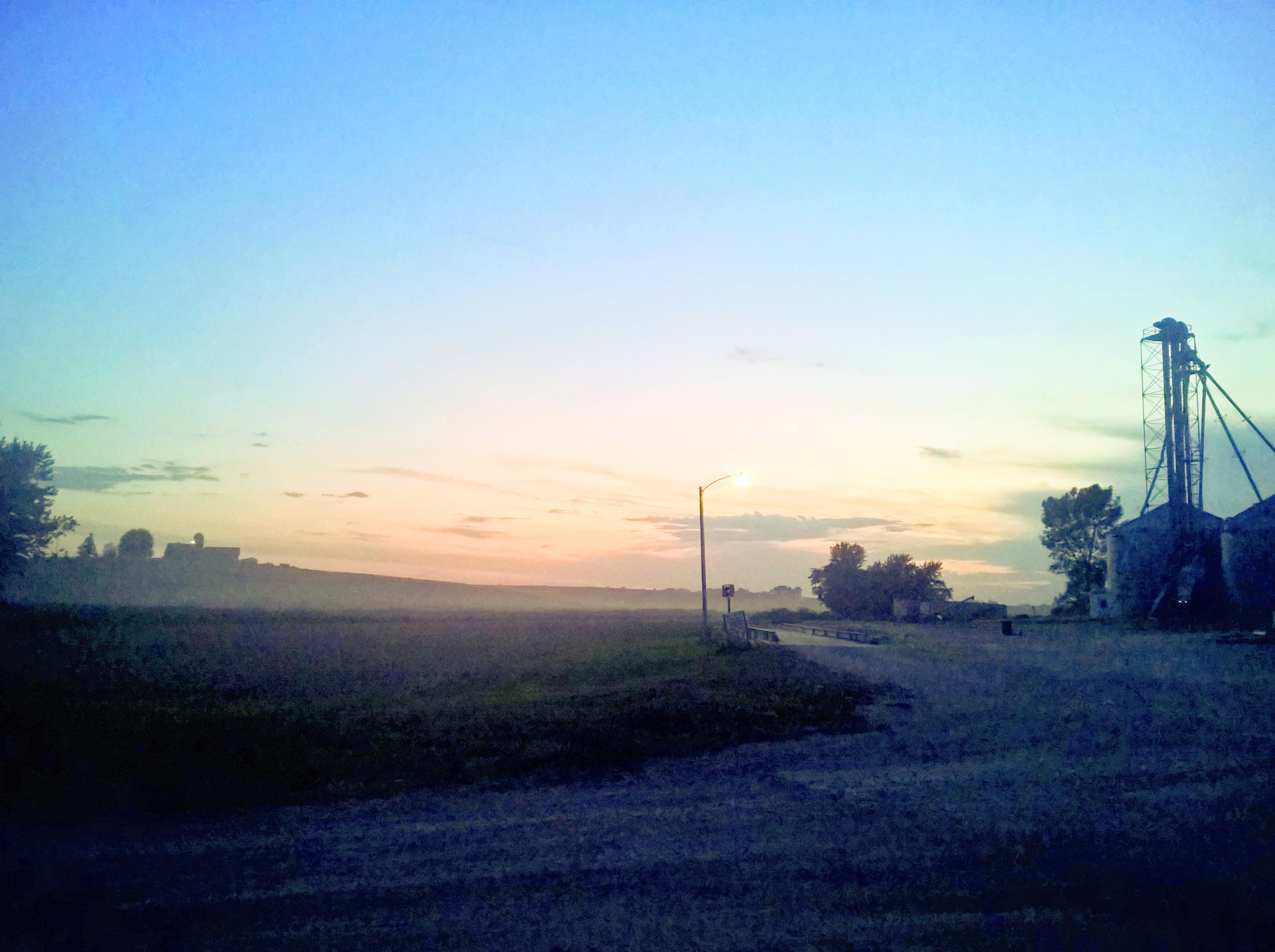 Iowa Dusk