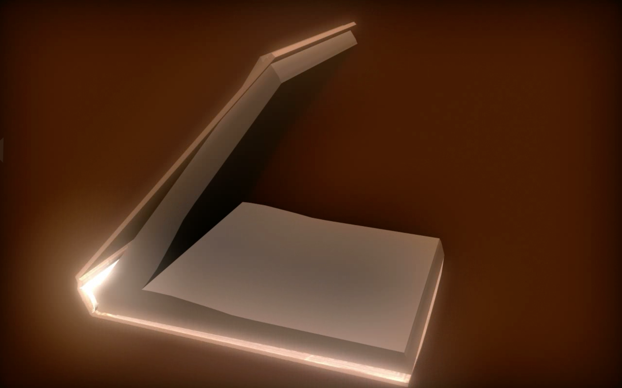 1. The Book Opens
