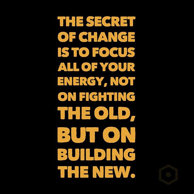 The secret of change is to focus all of your energy, not on the fighting the old, but on building the new.⠀⠀ .⠀⠀ .⠀⠀ .⠀⠀ .⠀⠀ .⠀⠀ .⠀⠀ .⠀⠀ .⠀⠀ #transformingbrands, #iamcreative #creativepassion #handcrafted #visualartist #creativeentrepreneur #visualstoryteller #filmmaker #videoproduction #videomaker #videomarketing #story #storytelling #branding #storyteller #storyisking #kcentrepreneur #preditor #loveit #freedom #businessowner #branding #marketing #filmmaking #motivationalmonday #motivationalquotes