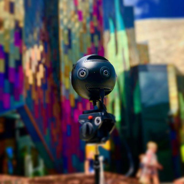 Grabbing a few 360 video clips for an upcoming project. . . . . . . . . #overlandpark #kansascityart #visitkc #transformingbrands #vr #virtualreality #360video #alchemy360 #inthestory #vrfilmmaking #videoproduction #videomaker #onlocation #behindthescenes #filmmaking #onset #filmproduction #makingmovies #iamcreative #creativepassion #handcrafted #visualartist #creativeentrepreneur #visualstoryteller #filmmaker #kcentrepreneur #branding #agency #entrepreneurlife #insta360pro