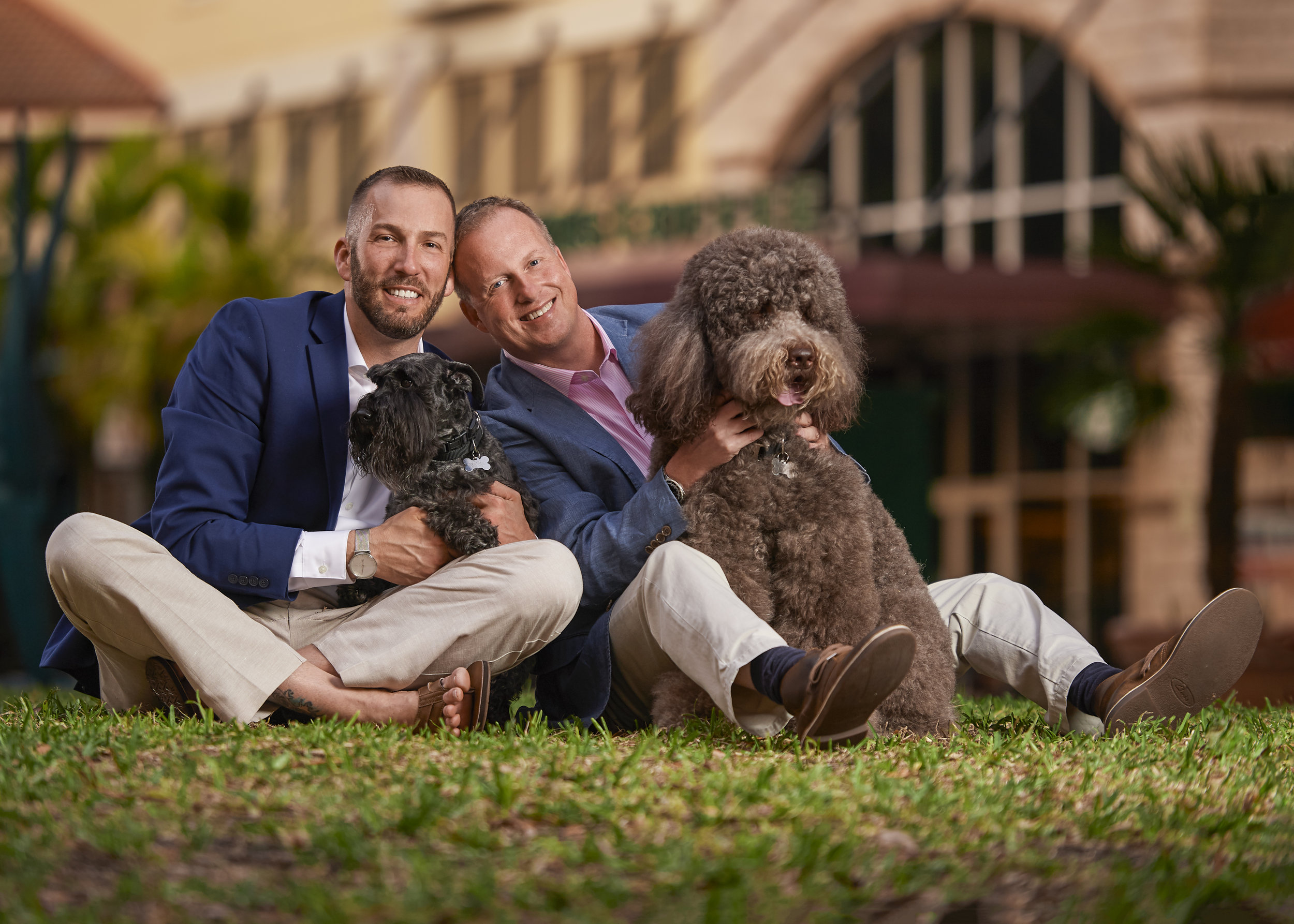 Family portrait photography by Sarasota Photo Studio