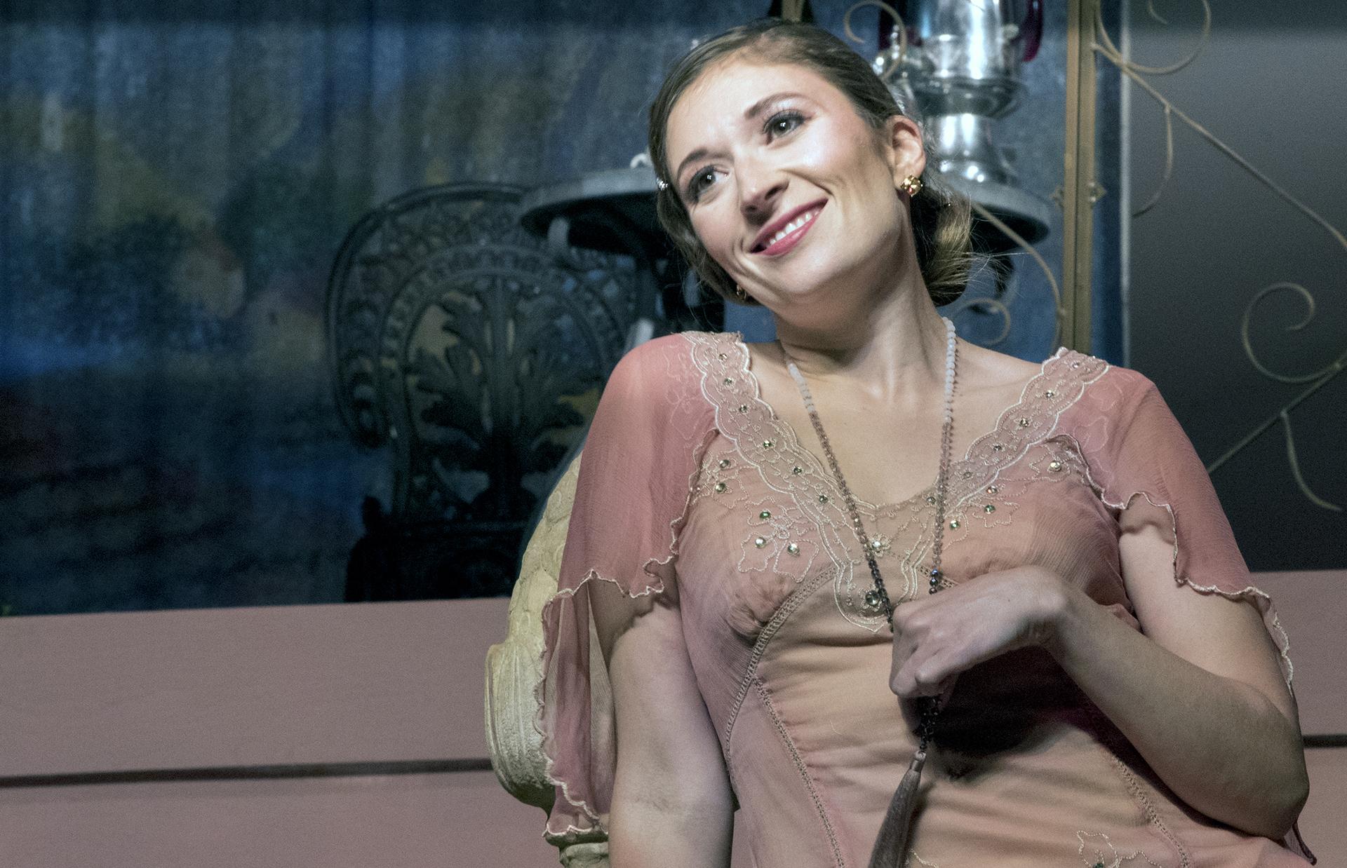 Adina in L'elisir d'amore