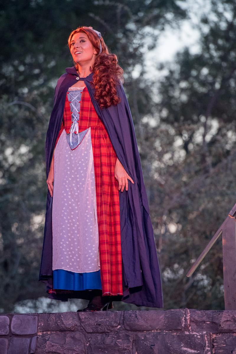 Lucia in Lucia di Lammermoor