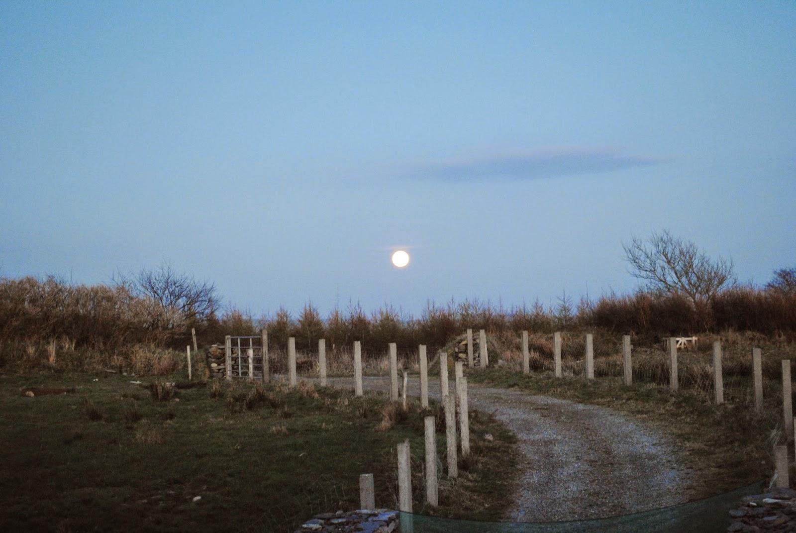 Full Moon Eclipse, 4th April 2015