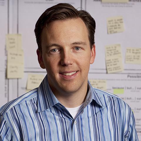Zach Nies,  Managing Director, Techstars Sustainability in Partnership, Techstars
