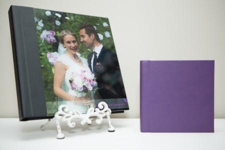 Experienced Edmonton Photographer - specializing in wedding photography, engagement photography, boudoir photography, portrait photography - wedding album