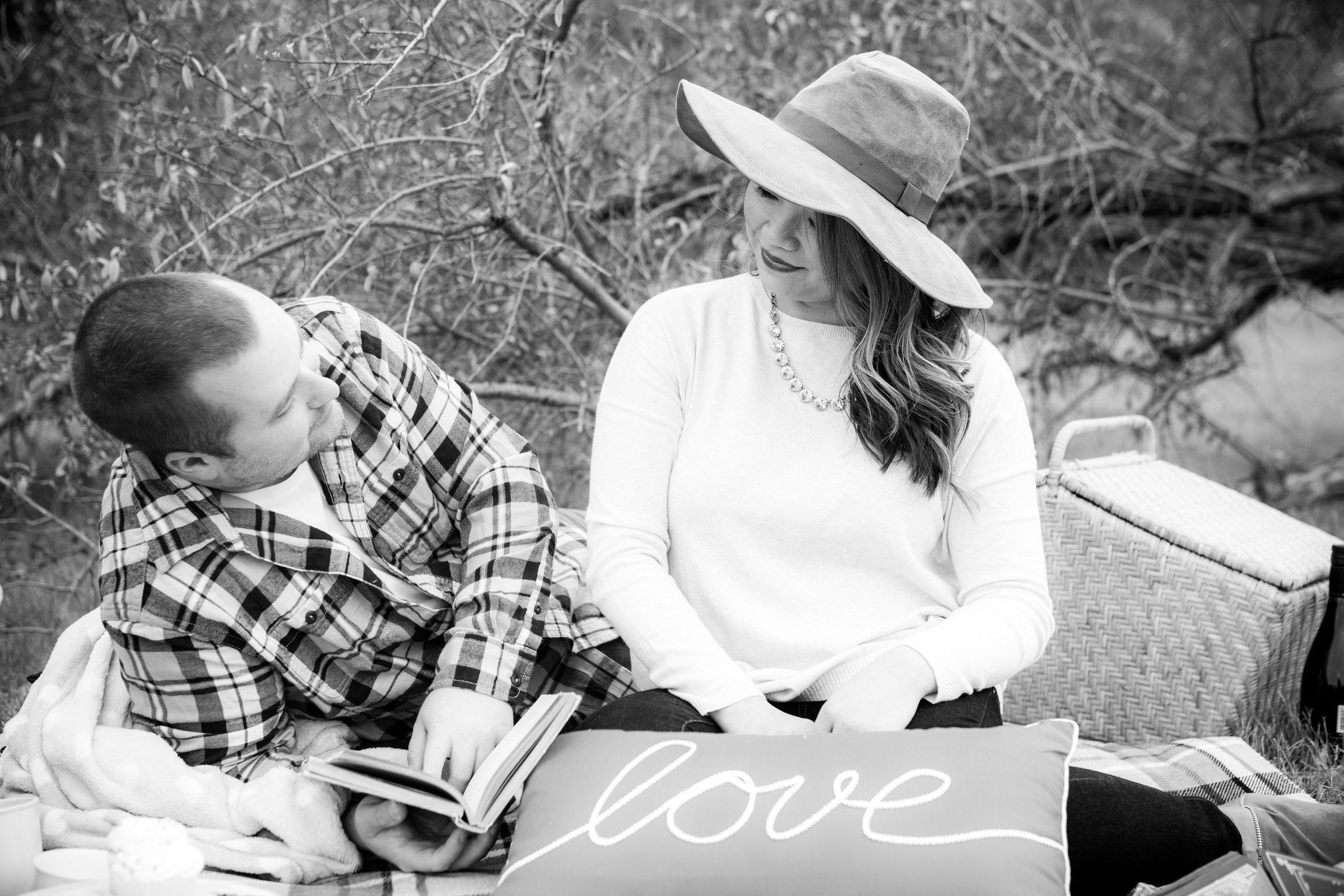 Experienced Edmonton Photographer - specializing in wedding photography, engagement photography, boudoir photography, portrait photography - try before you buy