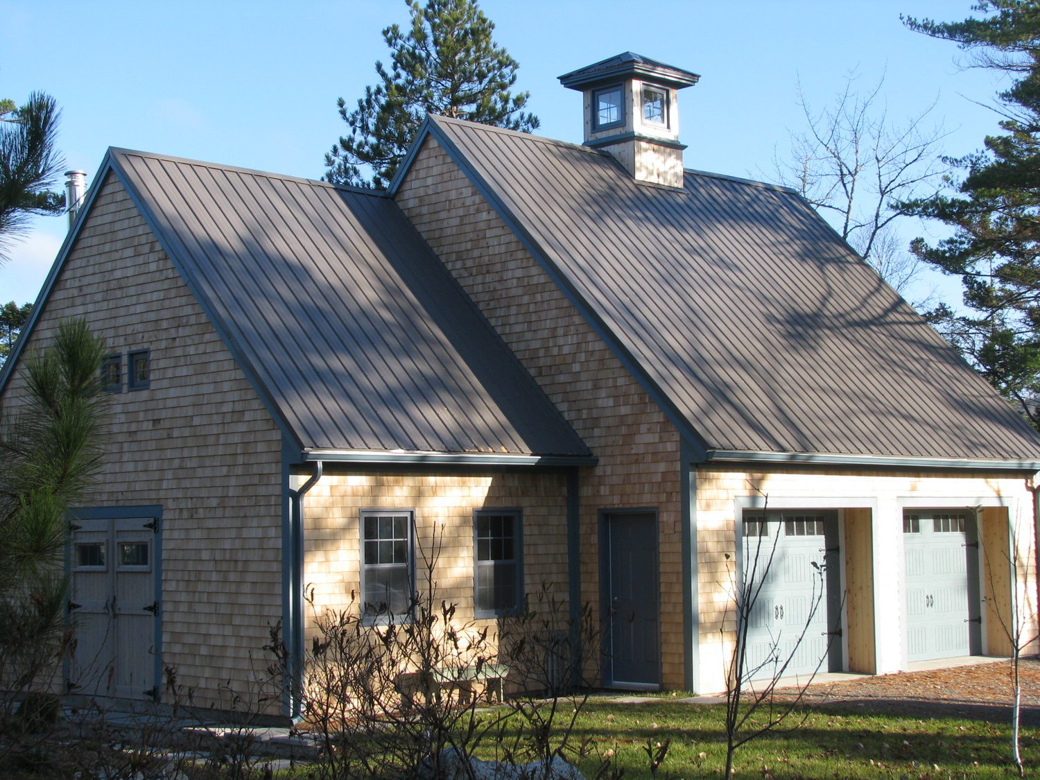 Scotia Metal Products – Manufacturing steel roofing products in