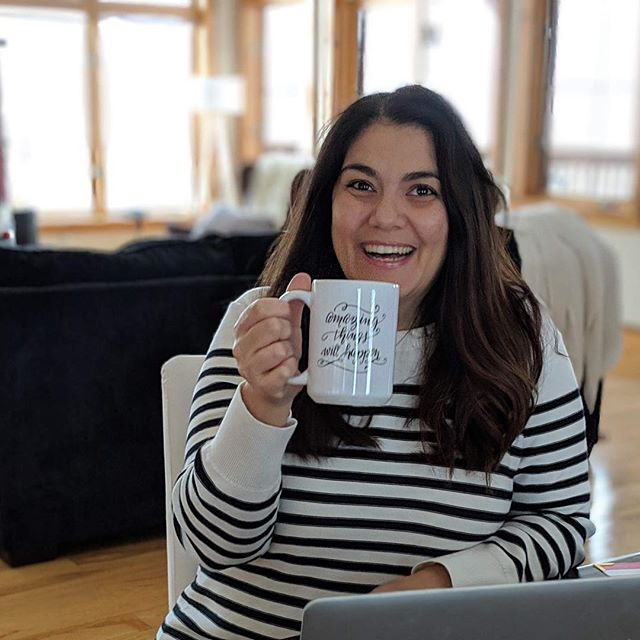 Happy Friday! It's been a while since I've introduced myself, so here is a quick #fridayintroductions for you! ⠀⠀⠀⠀⠀⠀⠀⠀⠀ I'm Carla, and I'm the person behind Make Her Social. We just celebrated our two year birthday and I'm so thankful for amazing clients who let me do work that I love! ⠀⠀⠀⠀⠀⠀⠀⠀⠀ Here are a few fun facts about me: ⠀⠀⠀⠀⠀⠀⠀⠀⠀ 1. I am a total bookworm. I read every night before bed, and can't fall asleep unless I'm reading something. I go through lots of books and thank goodness for Kindle Unlimited, otherwise my book budget would be through the roof! I'm currently following Reese Witherspoon's book club, and practically all of them on the list have been great! 📚🐛 ⠀⠀⠀⠀⠀⠀⠀⠀⠀ 2. I used to have a shop designing party printables. I love a pretty cupcake, with a topper of course, and don't even get me started on party decorations and beautifully designed invitations 😍 I eventually branched out to sell party supplies too, and when I sold the business, I got to keep some of those supplies and props. Needless to say, I have a garage full of cute party supplies that get brought out for birthdays and parties! We have very nice family dinner parties at home too 😉 ⠀⠀⠀⠀⠀⠀⠀⠀⠀ 3. Design is one of my favorite things to work on, and am so excited to start work on a couple of website design projects. More about those soon! ⠀⠀⠀⠀⠀⠀⠀⠀⠀ OK, enough about me. Tell me a little about you. What are some of your favorite projects to work on? Do you love cute party supplies too? Tell me I'm not the only one! 🙏🤣 ⠀⠀⠀⠀⠀⠀⠀⠀⠀ . . . . . #happyfriday #virtualassistant #creative #herestothecreatives #womeninbusiness #mycreativebiz  #virtualassistant #savvybusinessowner  #designalifeyoulove #womenwhohustle  #creativepreneur #creativechics #creativebizowner #ladyboss  #smallbusinessowner  #femalebusinessowner #marketingassistant  #businessbydesign  #mompreneur #bossladiesmindset #entrepreneurmindset #shebusiness #pinterestmanagement #socialmediamanagement #graphicdesign