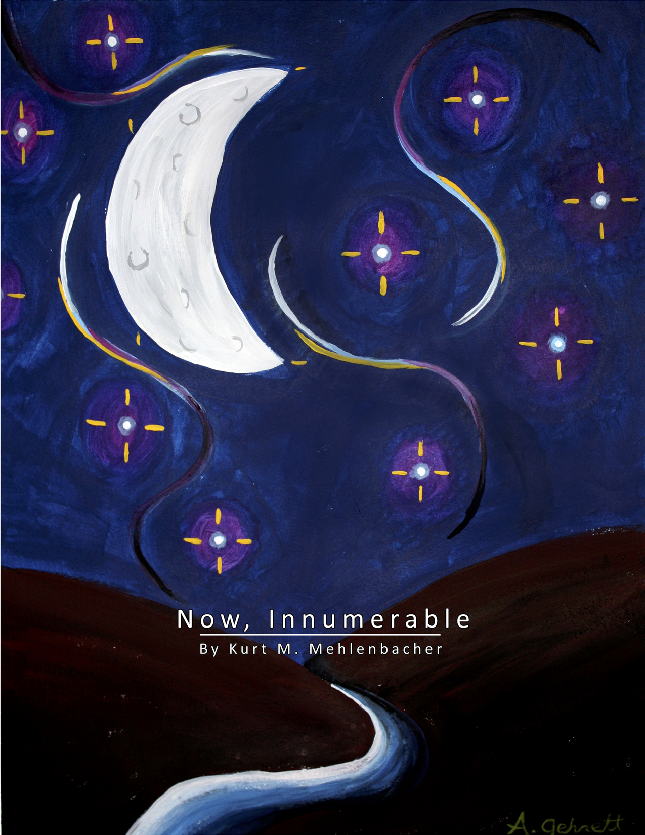 Now, Innumerable      for mixed chorus (SATB a cappella)