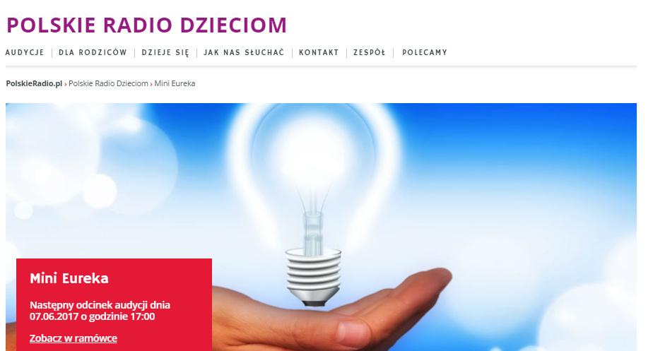 Mini Eureka - polskieradio.pl