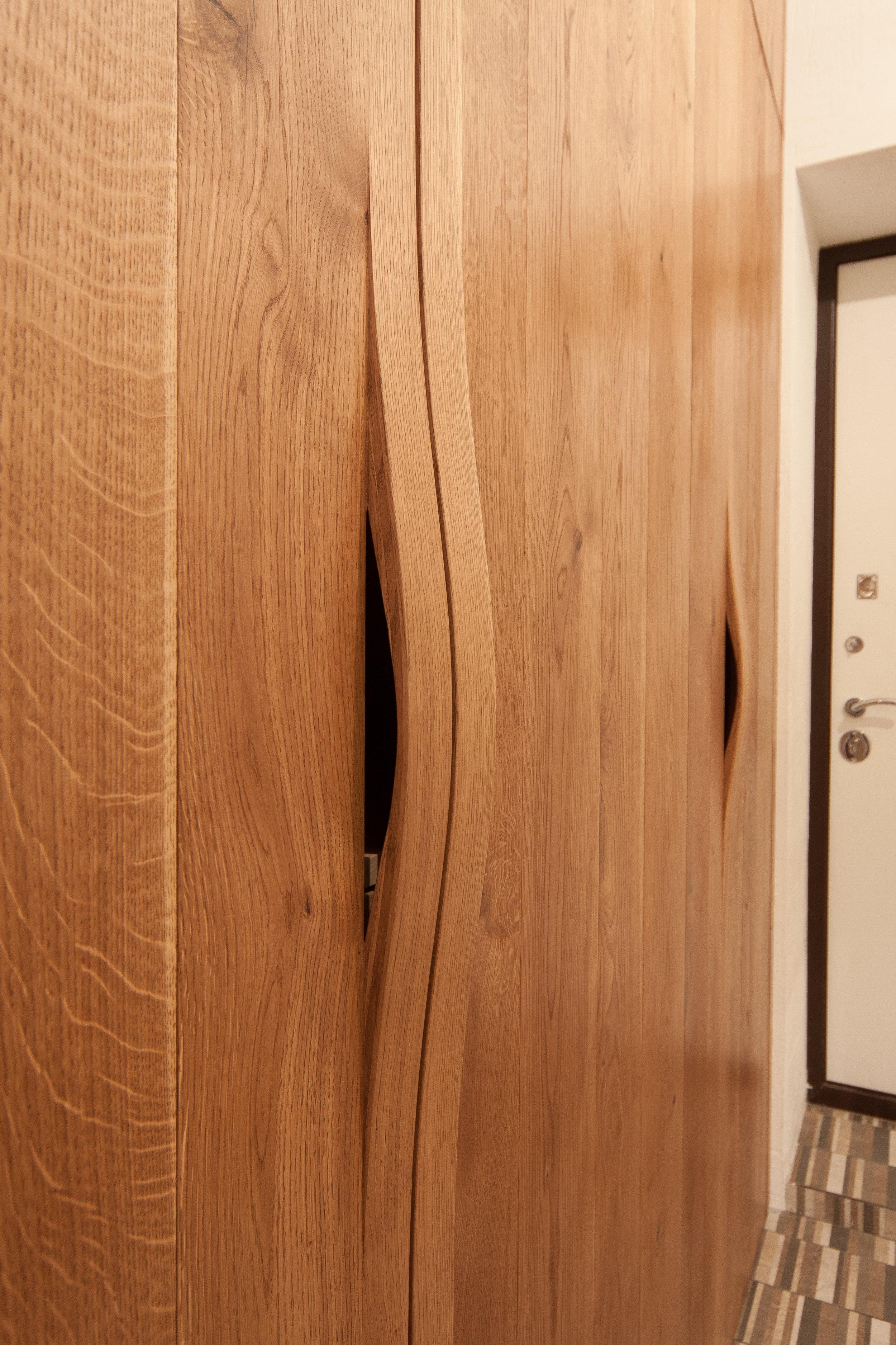 Встроенный шкаф Bend It