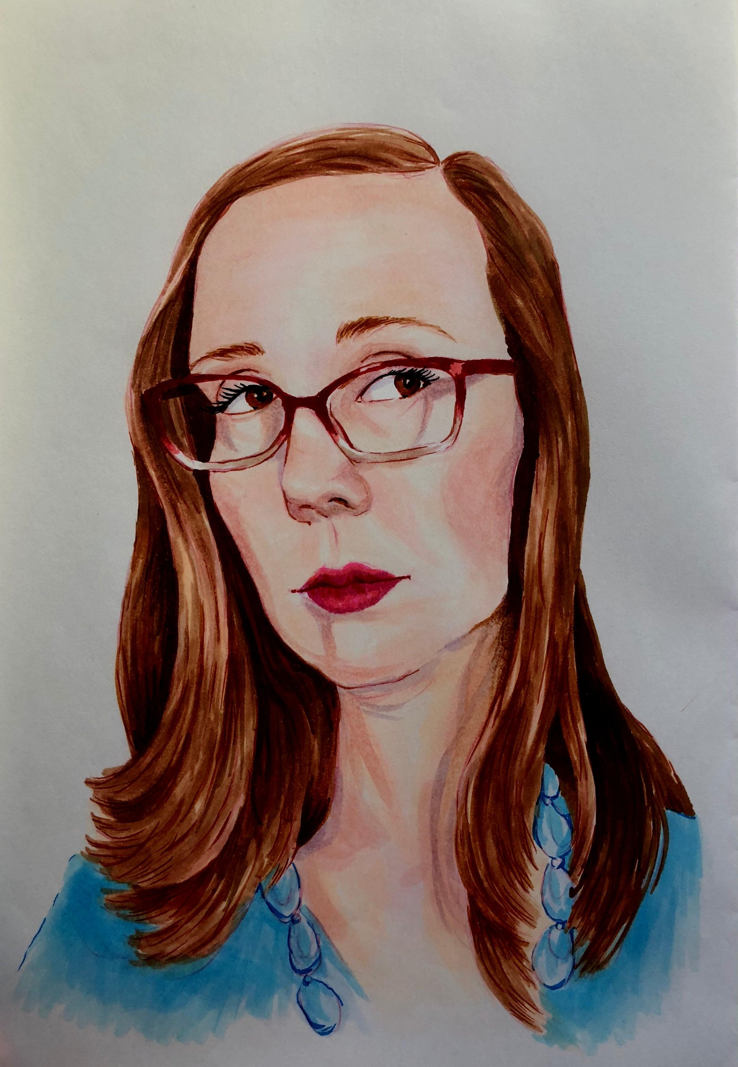 Art by Sarah Johnson -