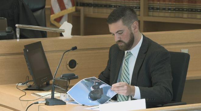 VERRONNEAU testifying in CW v. Carter trial