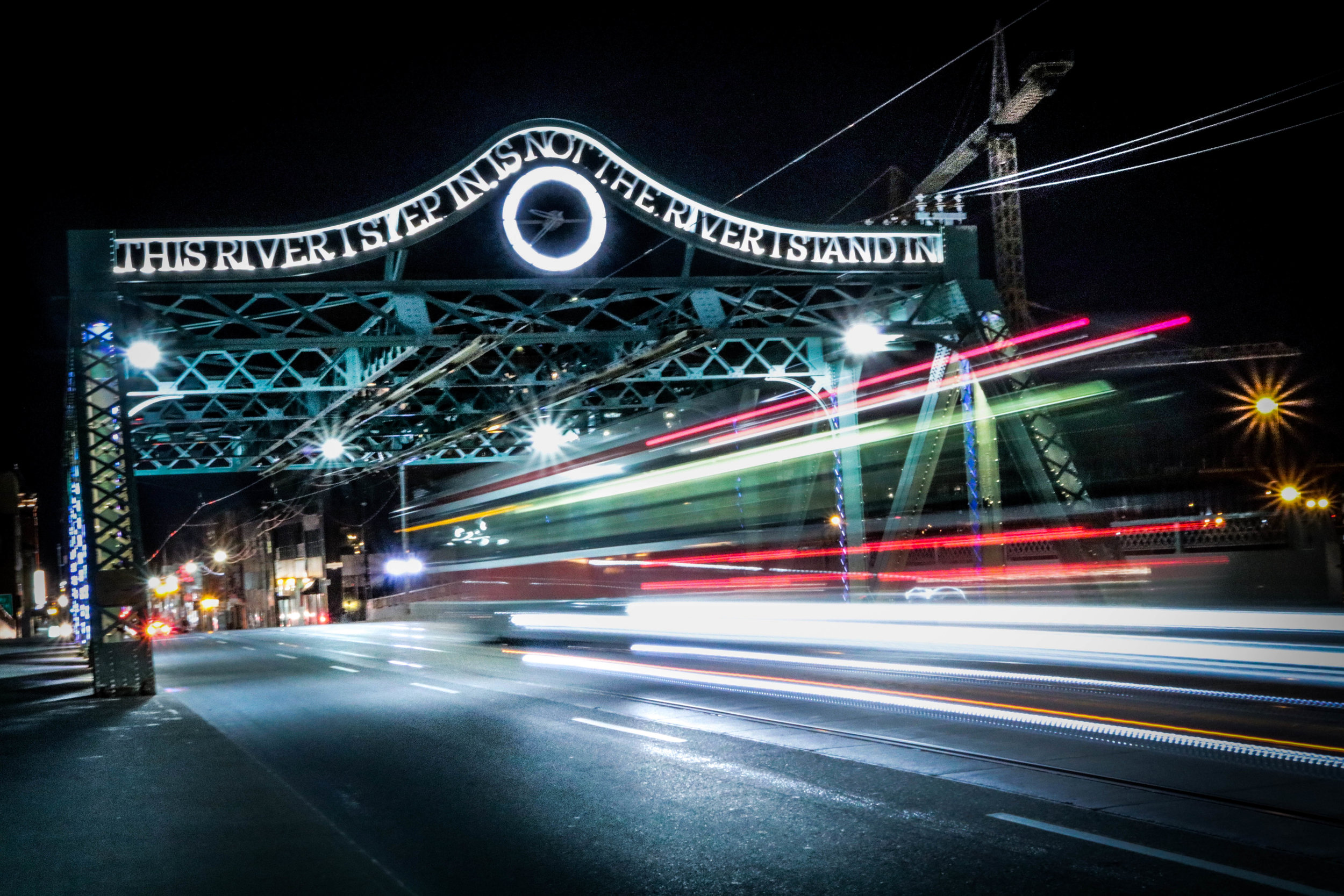 Photographer:  Emma Keoug   Country:  Canada  Title:  Queen Street Bridge
