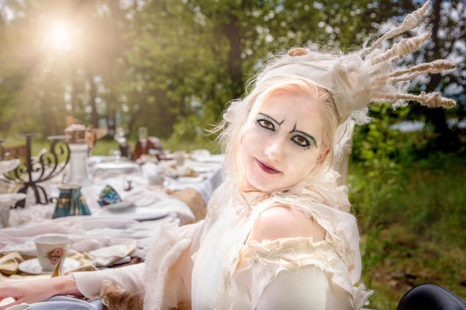 Photographer:    Aymee Wolanski   Country:  USA  Title:  Alice in the Wonderland