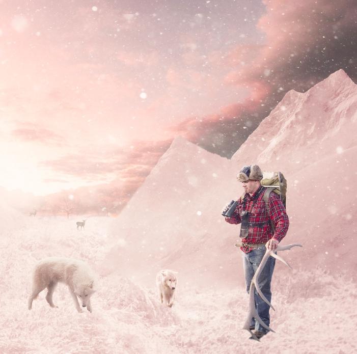 Why create a composite image - by Christine Szeredy