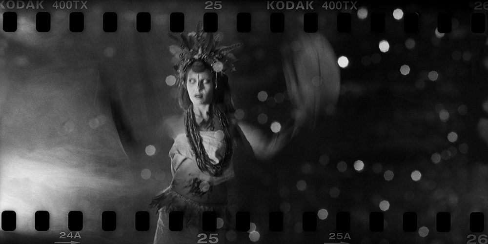 Photographer:  Bessie Baudin   Country:    France  Title:  Shamans, The Beginning