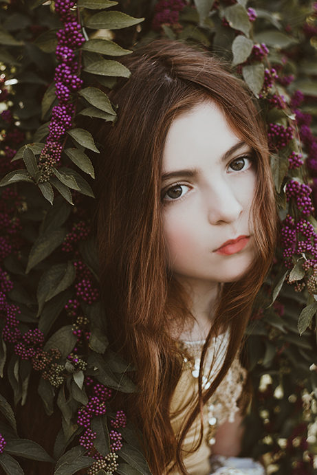Photographer: Hayley Moore   Country: USA  Title: Girl of the Garden