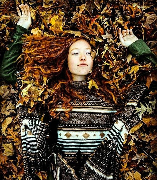 Photographer:  Analise   Country: USA  Title: Ginger's Autumn