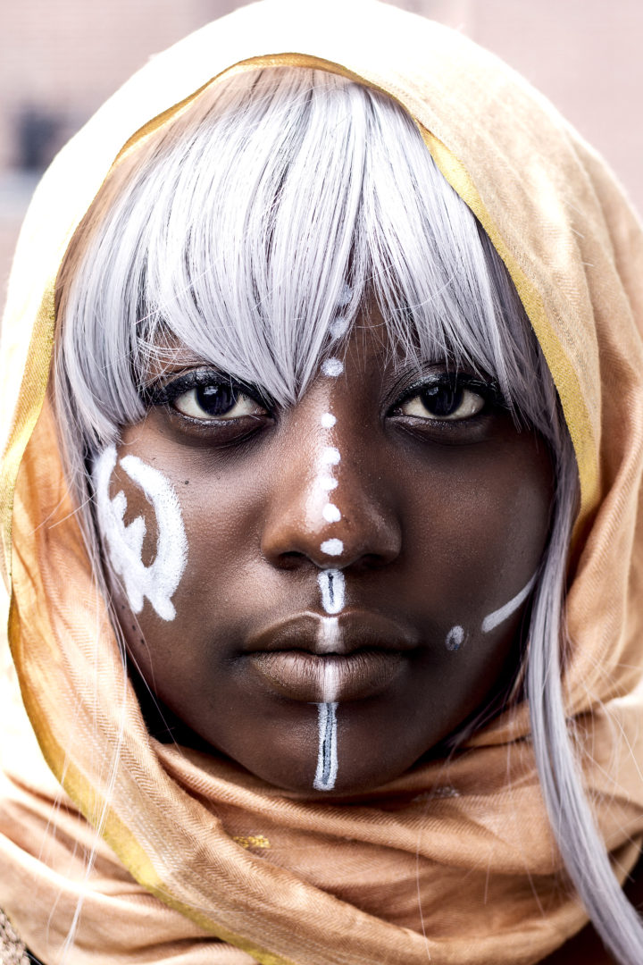 Photographer:  Claudio Eshun   Country:  USA  Title:  Daughter of Ghana