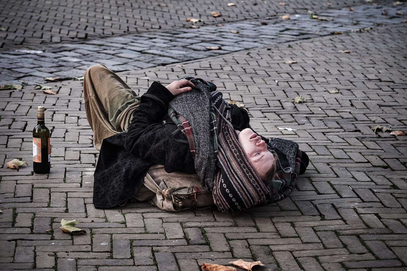 Photographer:  Daniel Patriasz   Country:  Netherlands  Title:  A bit too much