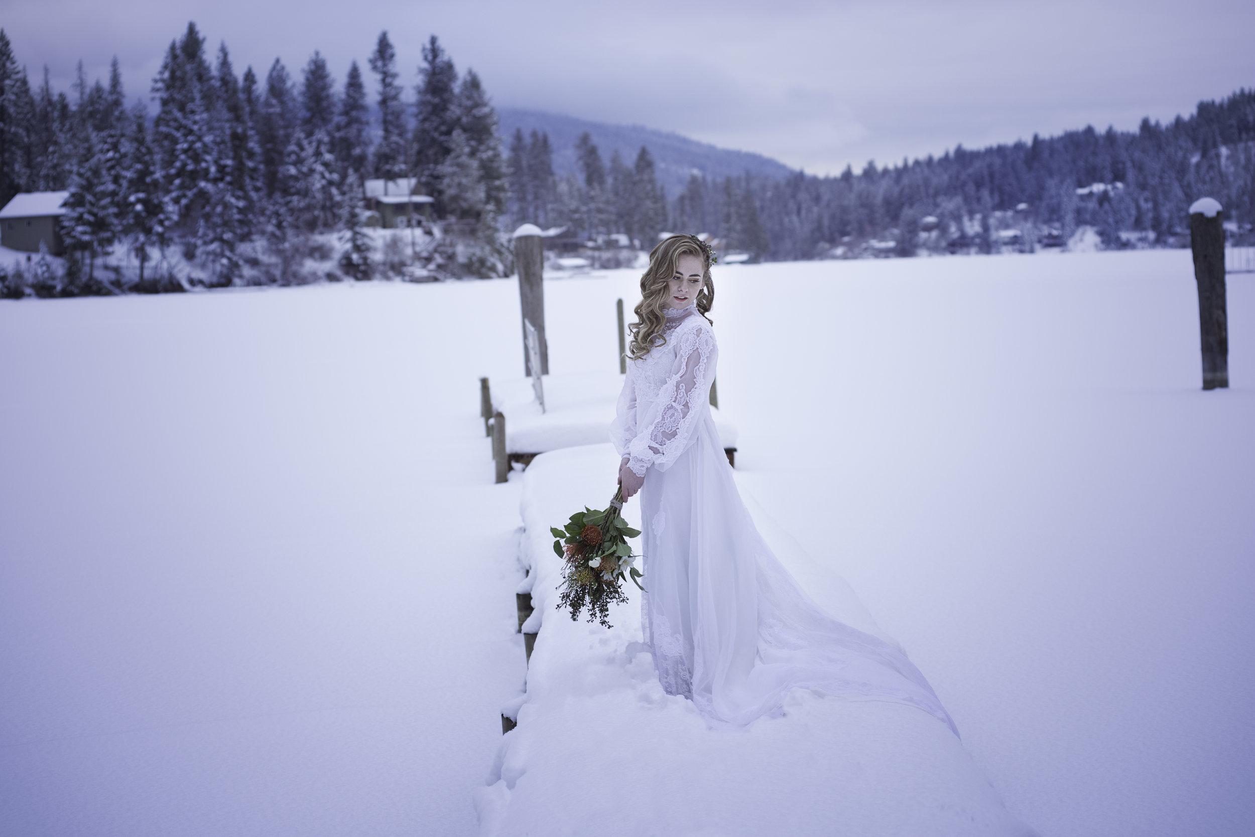 Snow White by Aymee Wolanski