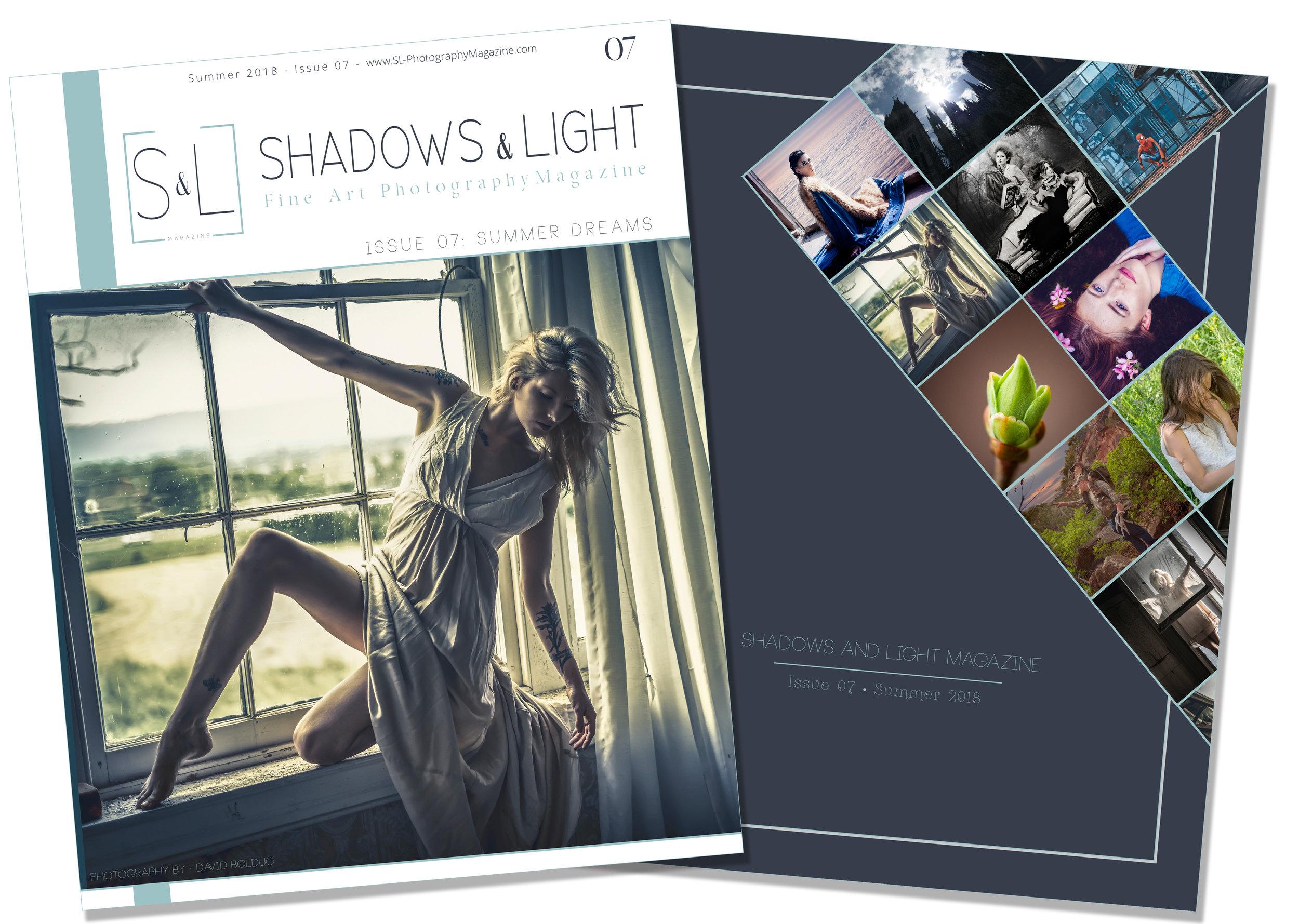 Shadows and Light Magzine