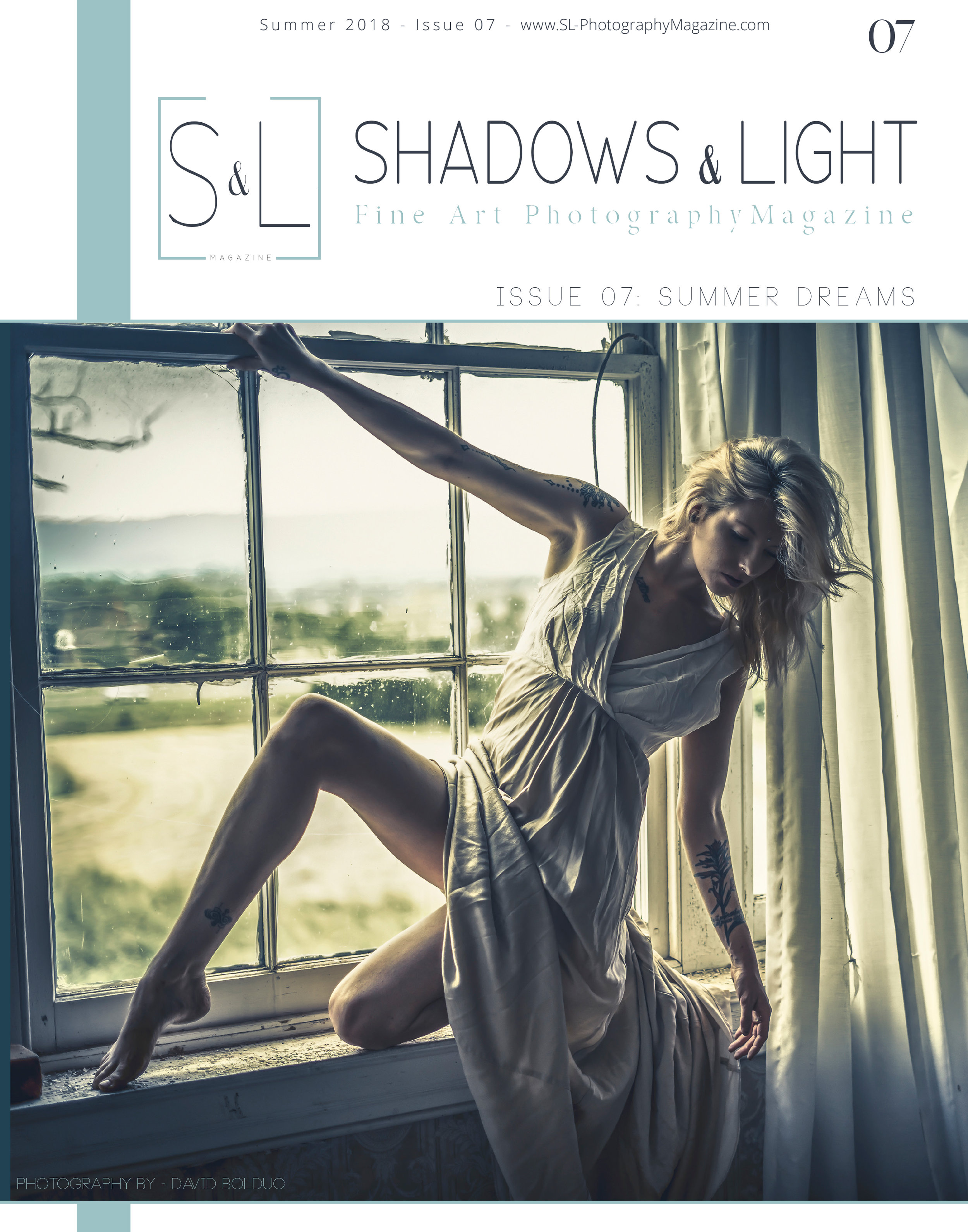 Shadows and Light Magazine - Issue 07