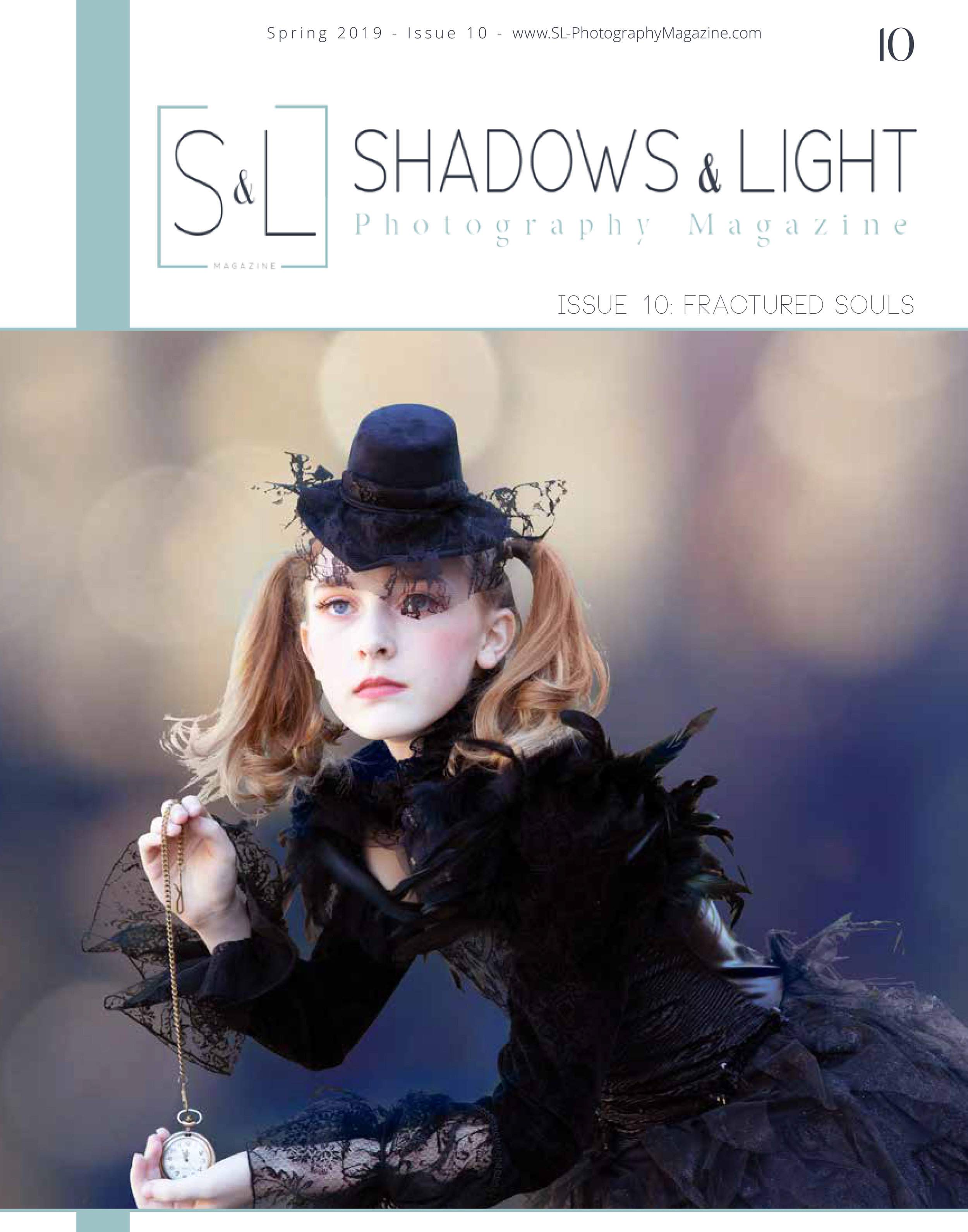 Shadows and Light Magazine - Issue 10