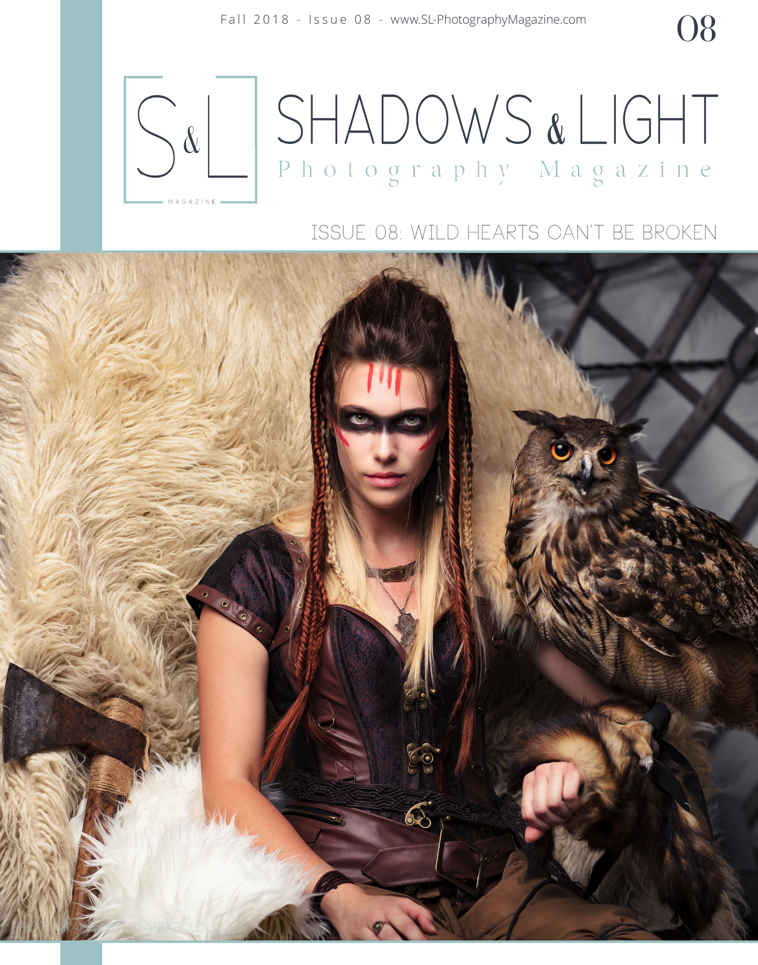 SL - Photography Magazine Issue 08