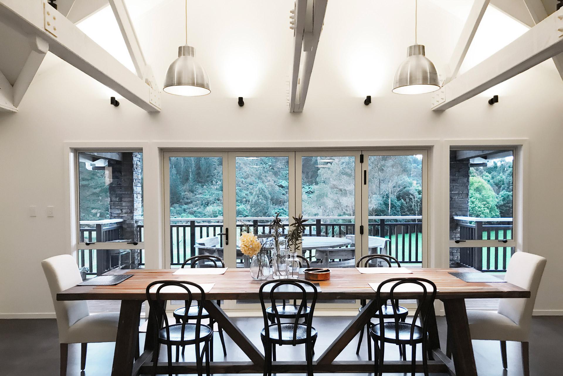 HUS Art Farm Open Plan Lounge