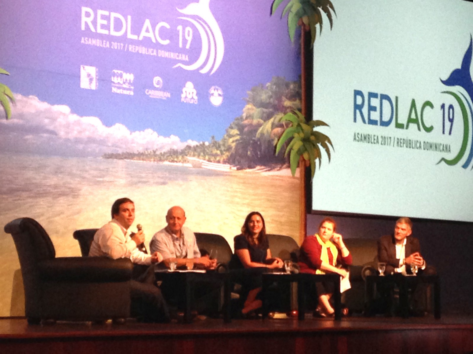RedLAC Assembly 2017 in Punta Cana