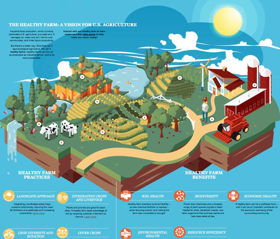 Healthy Farmland Vision
