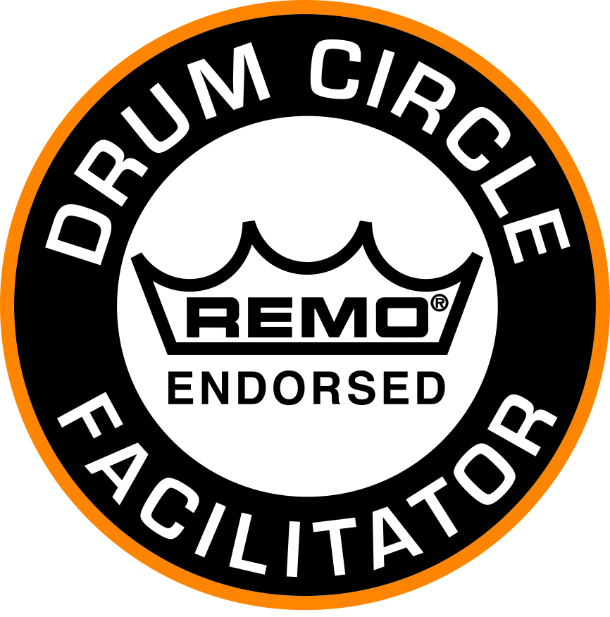Jonathan is proud to have been endorsed by Remo since 2004. REMO drums are used in all FunDrum programs -