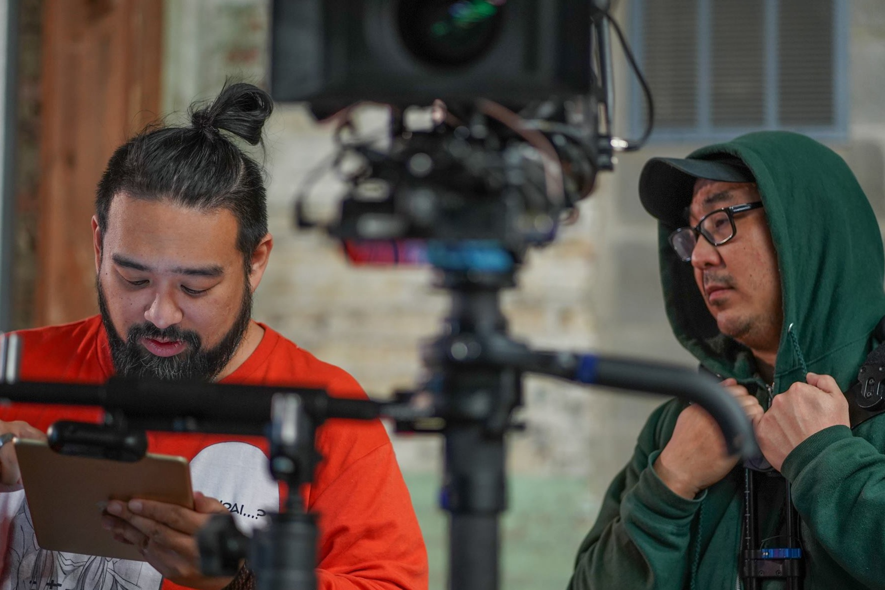 aS INDIE fILMMAKERS AND CREATIVE PROBLEM SOLVERS, WE ENSURE OUR SERVICES LEAD TO THE FULFILLMENT OF YOUR VISION AND SUCCESS. - ASDO Productions