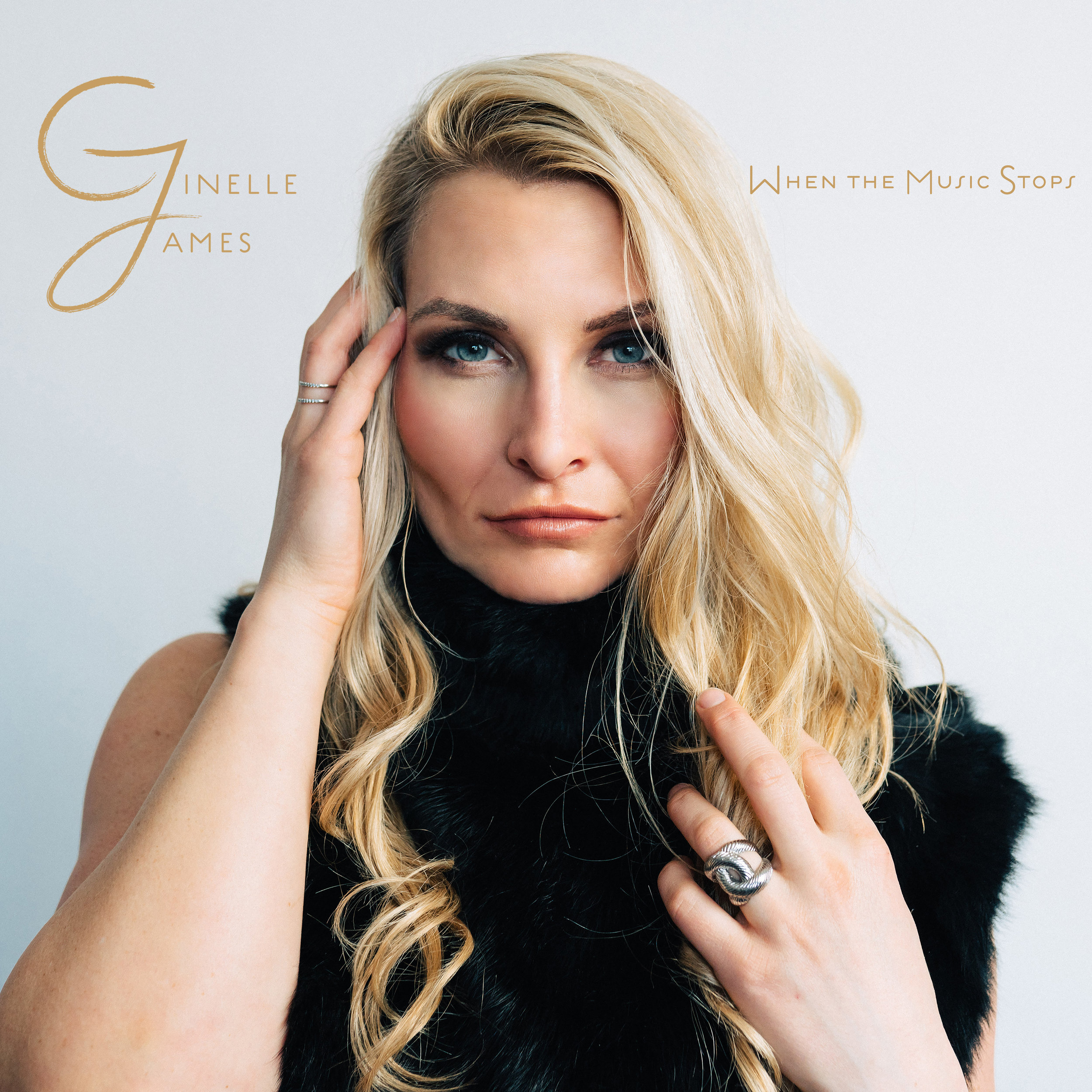 Ginelle James-When the Music Stops -