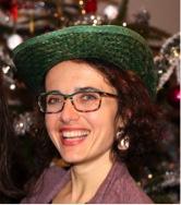Polina Kehayova   Scientific Director of the Department of Molecular and Cellular Biology at Harvard University