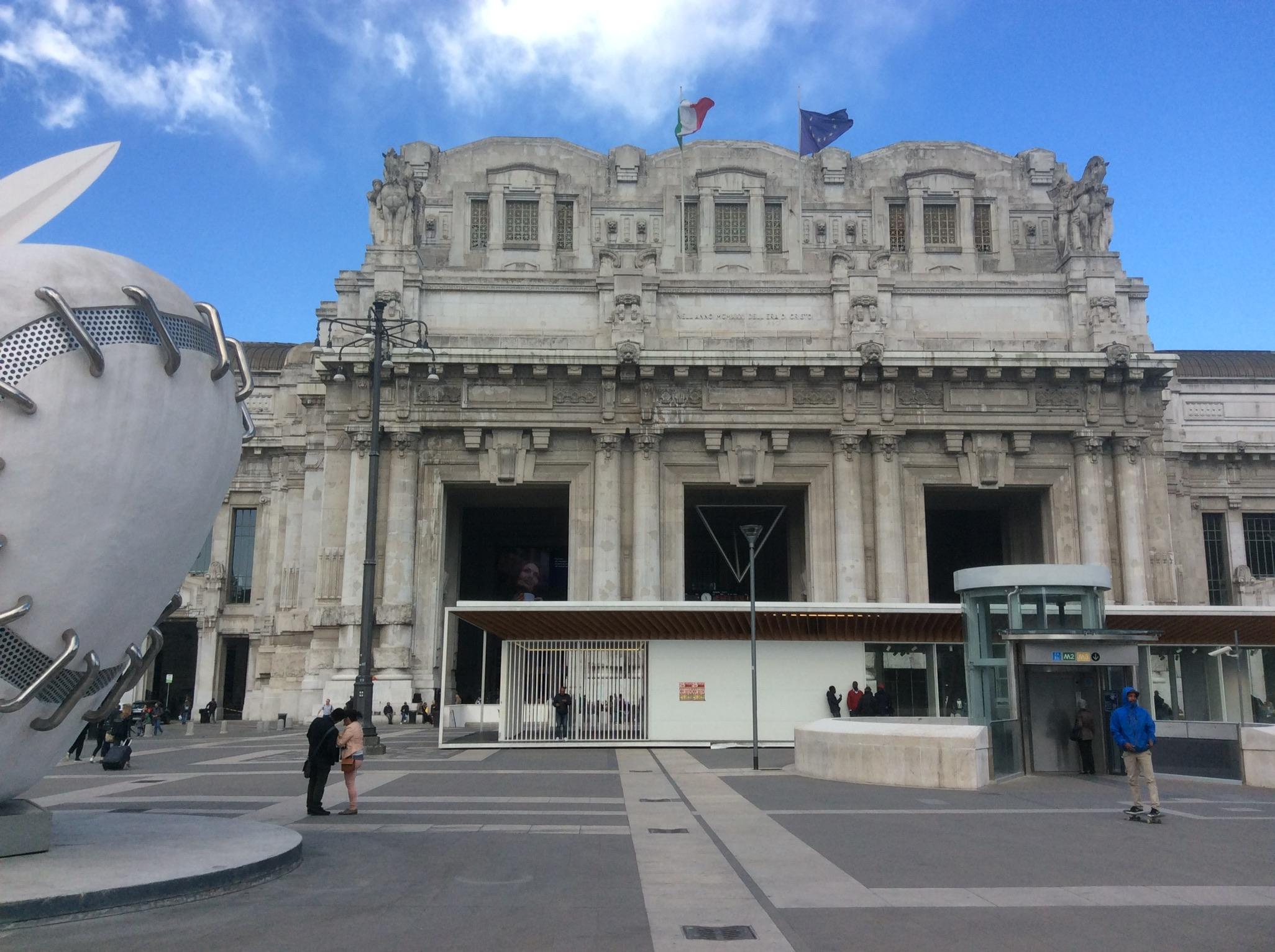 Centralie Station Milan