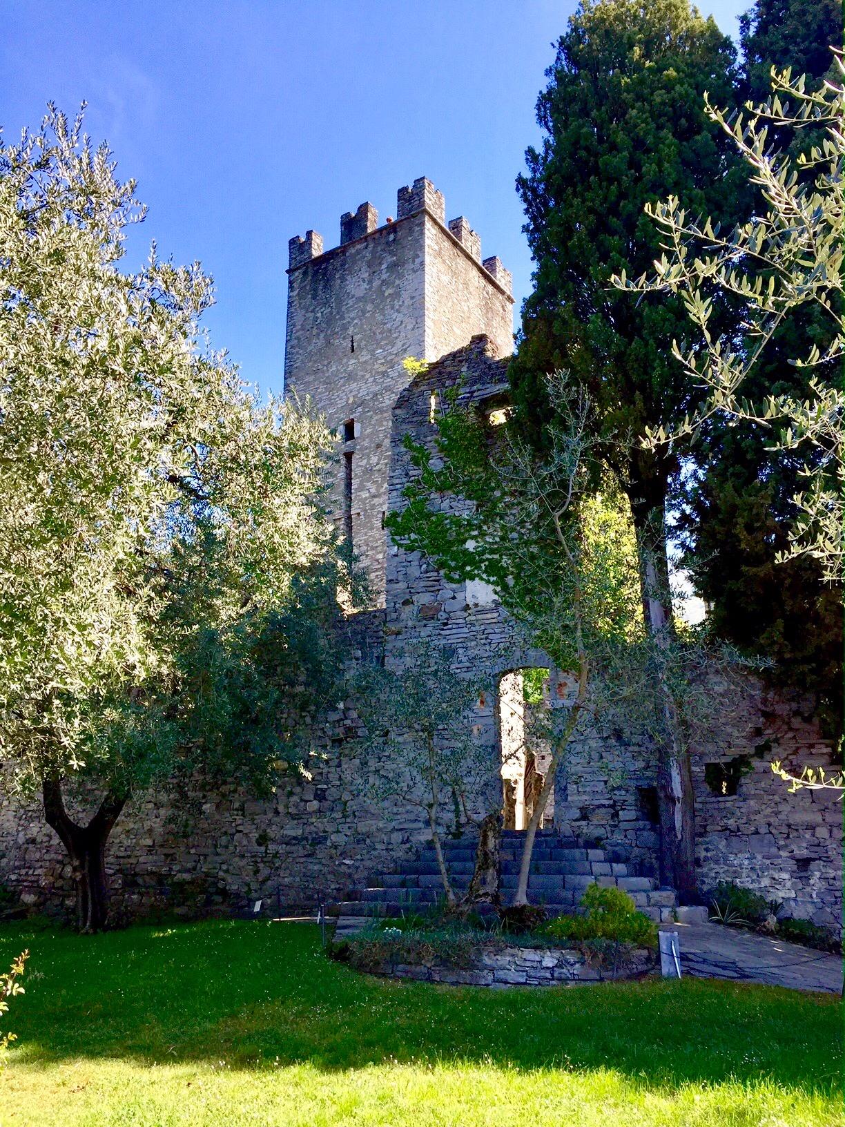 Castillo di Vezio