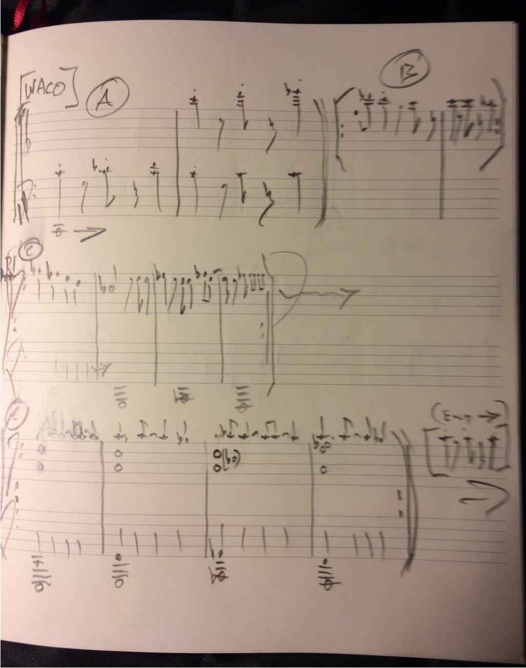 How pianist Matthew Bournetranslates Trim's grime intopiano music -