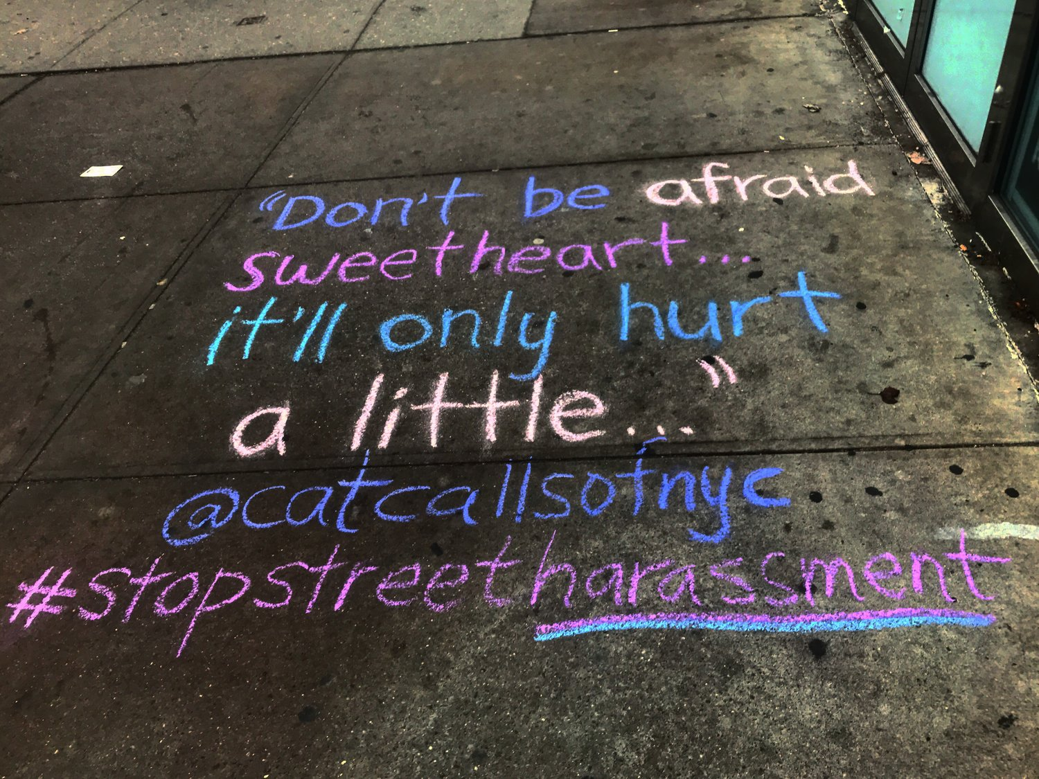 Catcalling Project